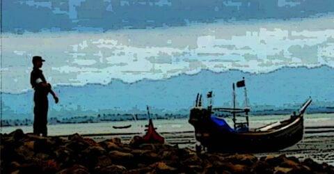 নাফ নদী থেকে আরও ২ রোহিঙ্গার মৃতদেহ উদ্ধার