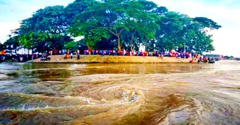 চাঁদপুরের ট্রায়াংগেল যেন রহস্যময় মৃত্যুকুপ