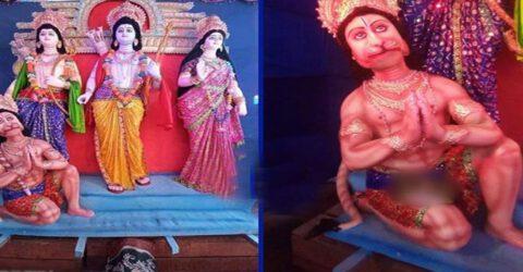 কুমিল্লার মণ্ডপে কোরআন রাখা ব্যক্তির পরিচয় জানাল পুলিশ
