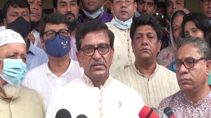 'বিএনপি-জামাত জোটের ইন্ধনেই কুমিল্লার ঘটনা'